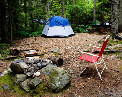 A Typical Campground